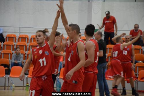 kielce sport Piąta wygrana AZS UJK Kielce (ZDJĘCIA)
