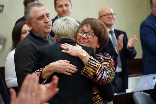 kielce wiadomości Skarbnik Kielc przechodzi na emeryturę