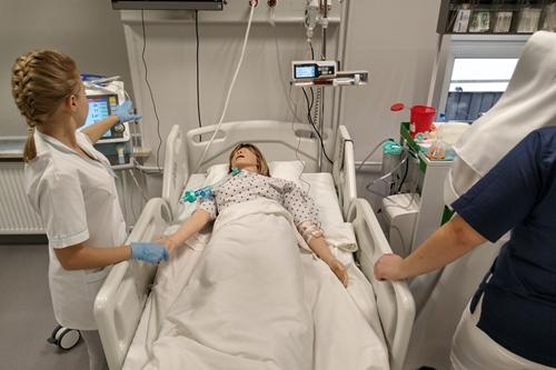 kielce wiadomości Centrum Symulacji Medycznej dla Pielęgniarek i Położnych na UJK