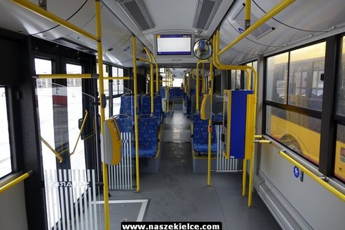 kielce wiadomości Jednocześnie dwa jadące za sobą autobusy na niektórych liniach. Dla bezpieczeństwa