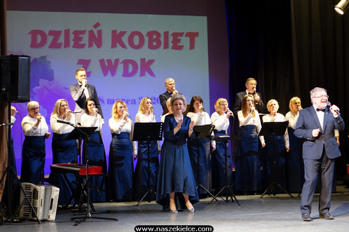 kielce wiadomości Koncertowy Dzień Kobiet w WDK (ZDJĘCIA,WIDEO)