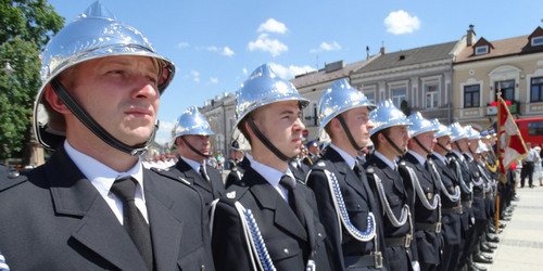 kielce wiadomości Strażacy z całego województwa będą świętować w centrum Kielc