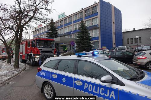 kielce wiadomości Kolejny fałszywy alarm bombowy w Kielcach. Tym razem w biurze PSL (ZDJĘCIA,WIDEO)