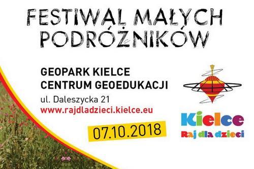 kielce wiadomości Festiwal Małych Podróżników z National Geographic