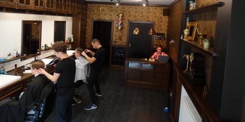 kielce wiadomości W Kielcach otworzyli salon fryzjerski tylko dla mężczyzn. Spec