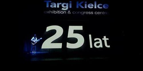kielce wiadomości Nie w Kielcach a w stolicy Targi Kielce świętowały 25-lecie