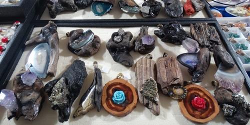 kielce wiadomości Targowisko pełne kamieni. Trwa Giełda Minerałów (ZDJĘCIA,WIDEO