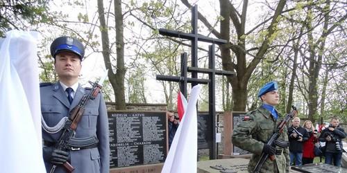 """kielce wiadomości Rozpoczął się Tydzień Katyński. """"Przywracamy pamięć o tej zbro"""