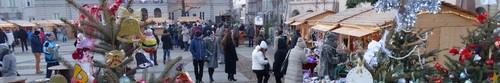 kielce wiadomości Świątecznie przed świętami. Trwa jarmark na Rynku (zdjęcia,vid