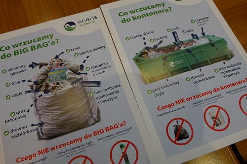 kielce wiadomości Chcą edukować na temat odpadów budowlanych