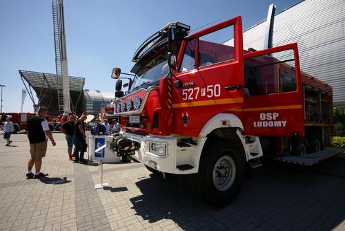 kielce wiadomości Strażackie targi w Kielcach. Wszyscy na IFRE-EXPO!