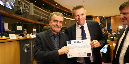 kielce wiadomości Kielce Europejskim Miastem Sportu 2018? Jednym z 23