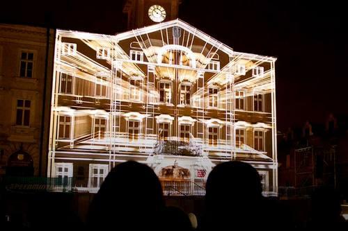 kielce wiadomości Kielce stolicą światła i videomappingu?