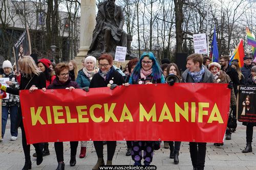 kielce wiadomości Ulicami miasta przeszła Kielecka Manifa (ZDJĘCIA,WIDEO)