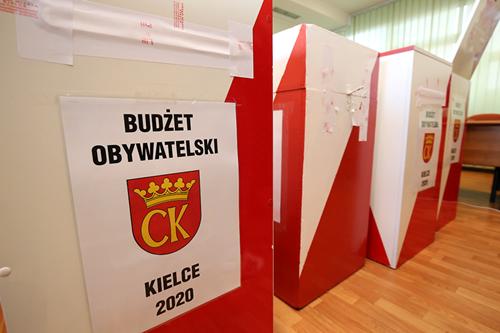 kielce wiadomości Ratusz podał wyniki Kieleckiego Budżetu Obywatelskiego