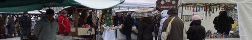 kielce wiadomości Udany kiermasz świąteczny w Dworku Laszczyków (zdjęcia)