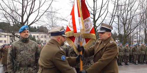 kielce wiadomości Nowy Komendant na Bukówce przejął dowodzenie