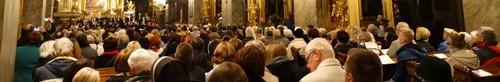 kielce wiadomości Krzyż i Orzeł. Niezwykły koncert w kieleckiej Katedrze (zdjęci