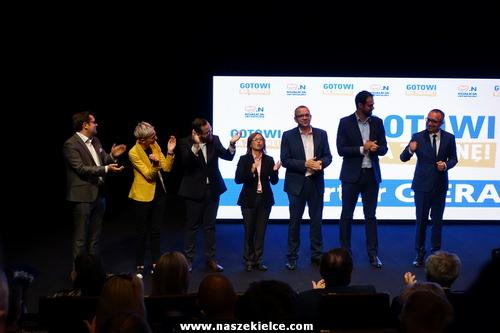 kielce wiadomości Koalicja Obywatelska w Kielcach gotowa do wyborów (ZDJĘCIA,WIDEO)