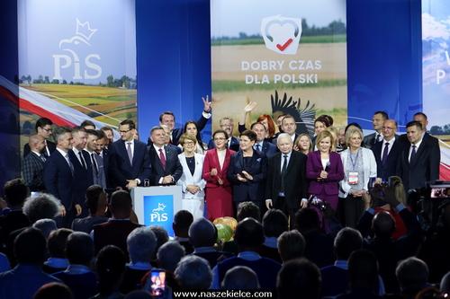 """kielce wiadomości Jarosław Kaczyński: """"PiS chce być partią polskiej wsi"""" (ZDJĘCIA,WIDEO)"""