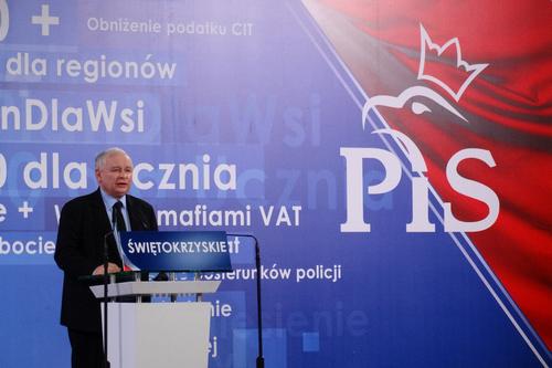 kielce wiadomości W środę konwencja wyborcza PiS w Kielcach. Przyjedzie Jarosław Kaczyński oraz premier Morawiecki