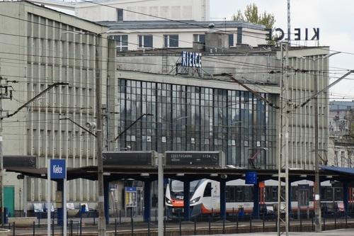 kielce wiadomości Krócej pociągiem z Kielc do Warszawy – świętokrzyska łącznica w budowie