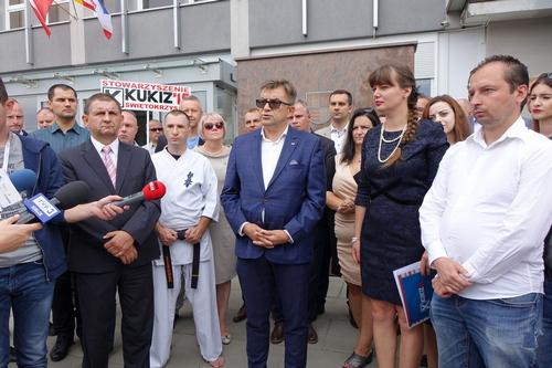kielce wiadomości KUKIZ'15 rozpoczął kampanię wyborczą (WIDEO)