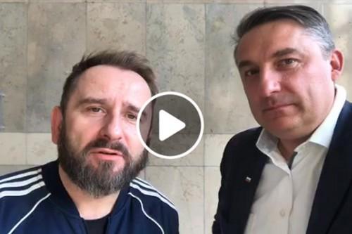 kielce wiadomości Piotr Liroy-Marzec poparł kandydata z PiS