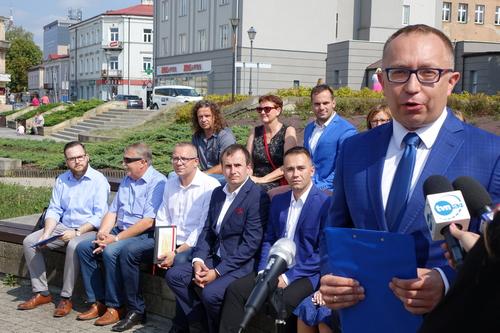 kielce wiadomości Koalicja Obywatelska przedstawiła kandydatów do Rady Miasta