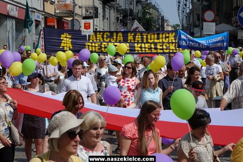 kielce wiadomości Ulicami Kielc przejdzie Marsz Dla Życia i Rodziny