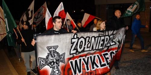 kielce wiadomości Ulicami Kielc przeszedł V Marsz Pamięci Żołnierzy Wyklętych (Z