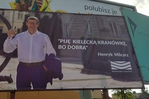 kielce wiadomości Prezes Wodociągów Kieleckich prowadzi kampanie wyborczą za publiczne pieniądze? (WIDEO)