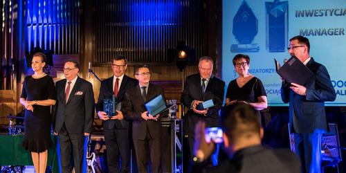 kielce wiadomości Prezes kieleckich Wodociągów nagrodzony