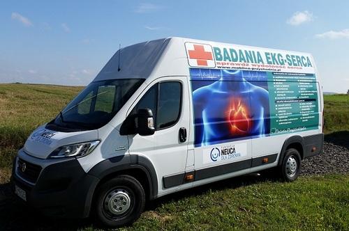 kielce wiadomości Bezpłatne badania kardiologiczne. Mobilna przychodnia w Kielcach
