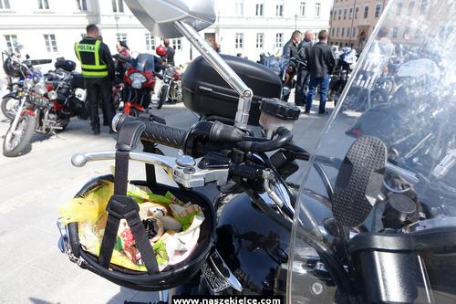 kielce wiadomości Motocyklowa święconka przy Katedrze (ZDJĘCIA,WIDEO)