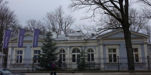 kielce wiadomości Muzeum Narodowe kupuje zabytkowy dworek w centrum Kielc (ZDJĘCIA)