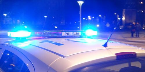kielce wiadomości 16-latek napadł na sklepową, żeby ukraść alkohol