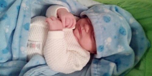 kielce wiadomości Najwięcej porodów na Czarnowie. W nowym roku pierwsze na świat