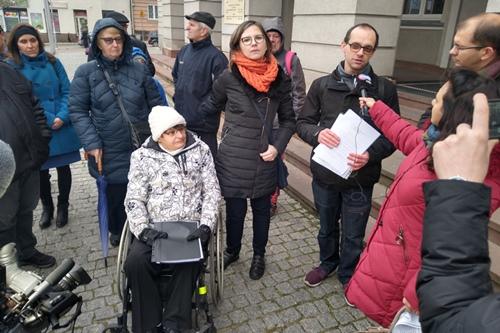 """kielce wiadomości W Kielcach nie będzie pełnomocnika niepełnosprawnych? """"Jesteśmy zdruzgotani"""""""