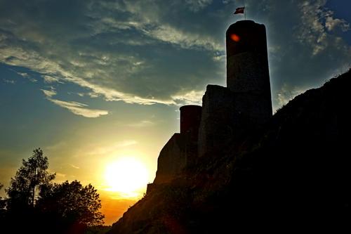 kielce wiadomości Nocne zwiedzanie zabytków Chęcin. W sobotę za darmo