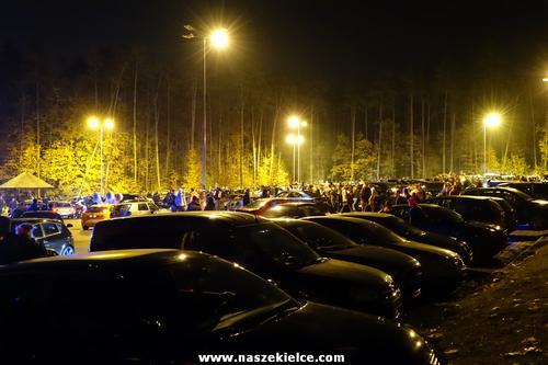 kielce wiadomości Nocny spot MTN na kieleckim Stadionie Leśnym (ZDJĘCIA,WIDEO)