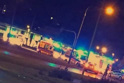 kielce wiadomości 5 osób trafiło do szpitala po nocnym wypadku na ulicy Jagiellońskiej