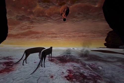 kielce wiadomości Stań się częścią obrazów Beksińskiego. Wyjątkowy pokaz VR w kieleckim muzeum