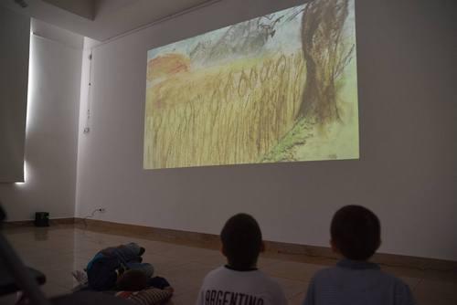 kielce kultura Animacje i dla małych i dla dużych. Trwa przegląd niezwykłych filmów