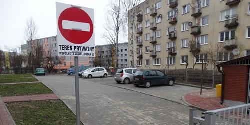 kielce wiadomości Miasto zbudowało parking a wspólnota wybrała dla kogo (ZDJĘCIA