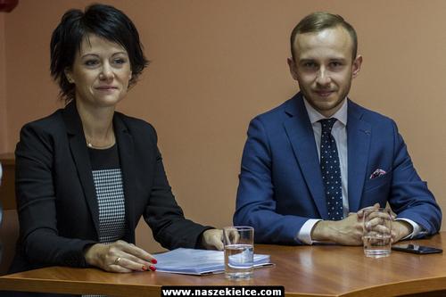 kielce wiadomości Najmłodszy wójt w Polsce zaprzysiężony. Damian Sławski będzie rządził Miedzianą Górą (ZDJĘCIA,WIDEO)