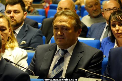 kielce wiadomości Mirosław Gębski nowym starostą. PiS przejął władzę w Powiecie Kieleckim (ZDJĘCIA,WIDEO)