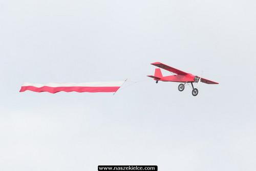 kielce wiadomości Niepodległościowy piknik lotniczy w Kowali (ZDJĘCIA,WIDEO)