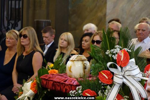 kielce wiadomości Kielczanie pożegnali Bronisława Opałkę (ZDJĘCIA,WIDEO)