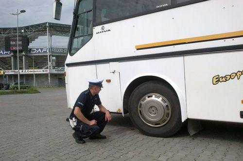 kielce wiadomości Policjanci sprawdzą autokary